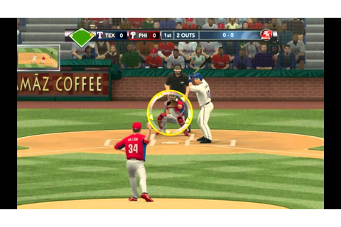 Major League Baseball 2K12 PC Gameplay - YouTube