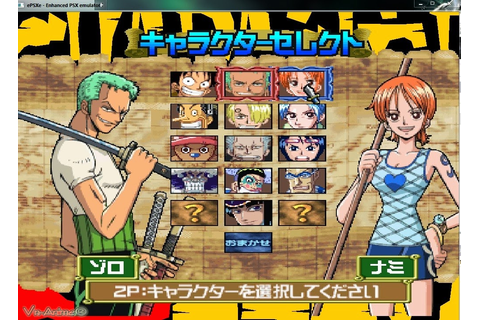 [Giải lập - PS1] One Piece Grand Battle 2| Vn - Anime Blog