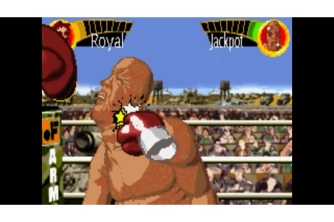 Boxing Fever - Game Boy Advance - YouTube