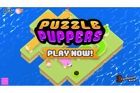 Puzzle Puppers, a really cute puzzle game could come to ...