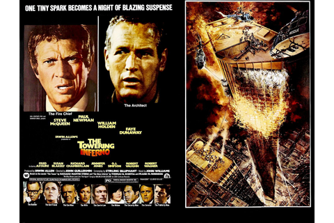 Happyotter: THE TOWERING INFERNO (1974)