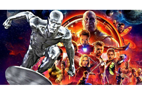 Turns Out Silver Surfer Won't Appear In Avengers: Infinity ...