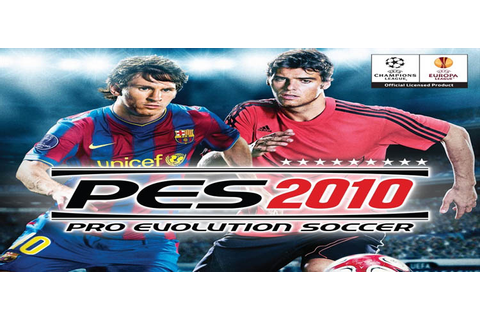 Pro Evolution Soccer 2010 Free Download Full PC Game