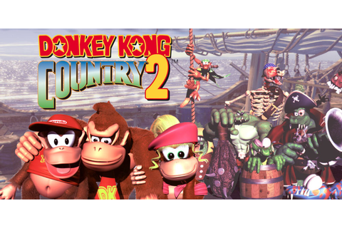 Donkey Kong Country 2: Diddy's Kong Quest | Super Nintendo ...