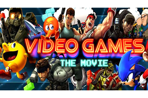 VIDEO GAMES : THE MOVIE Trailer (Movie Trailer HD) - YouTube
