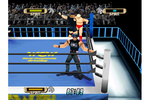 WCW vs. NWO – World Tour | What The Games Mean