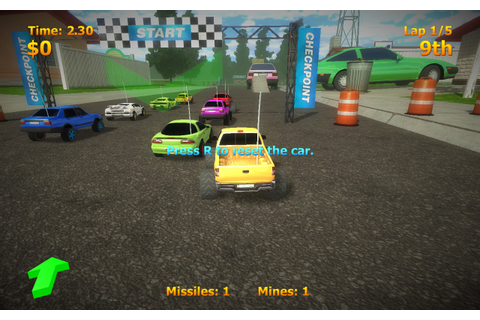 Download RC Mini Racers Full PC Game