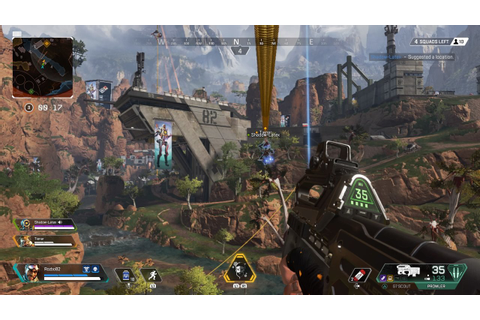 Play Apex Legends online on Android and in the cloud