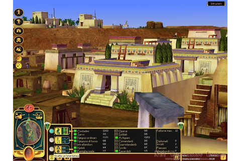 Immortal Cities : Les Enfants du Nil on Qwant Games
