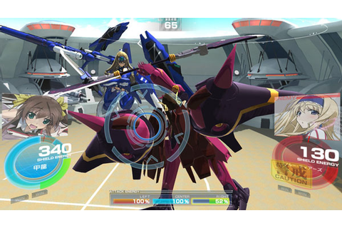 Infinite Stratos PC action game due out on December 31 in ...