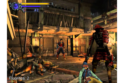 Onimusha: Warlords - Retro Reflections | Chalgyr's Game Room