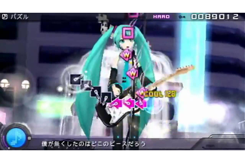 Download Game Hatsune Miku - Project Diva Extend PSP ISO ...