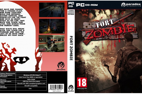 Fort Zombie Full PC Game - HIGHLY COMPRESSED PC GAMES ...