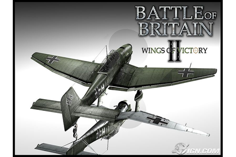 Battle of Britain II : Wings of Victory (Jeu PC) - Images ...
