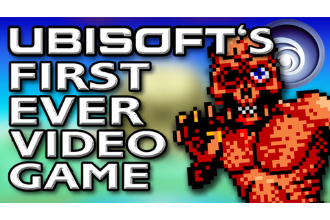Ubisoft's First Ever Video Game - GYCW - YouTube