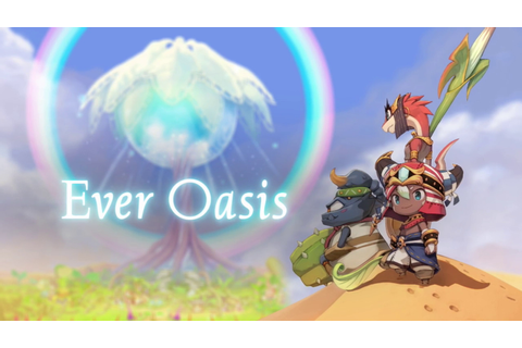 Ever Oasis is Nintendo's newest game, for the 3DS - Polygon