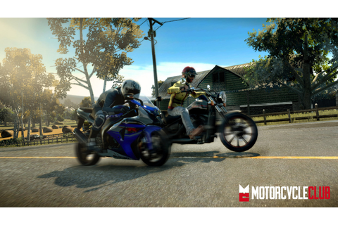 Motorcycle Club launches for PlayStation 3 and 4 | ORD