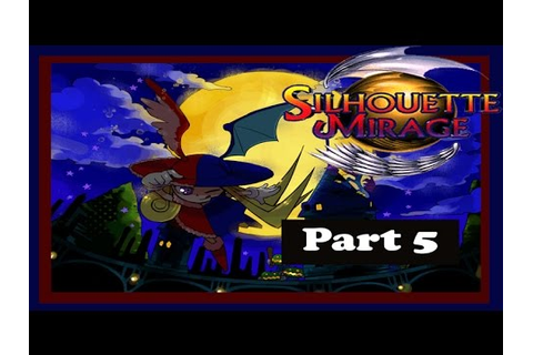 Let's Play Silhouette Mirage [PS1] : Part 5 - Megido and ...