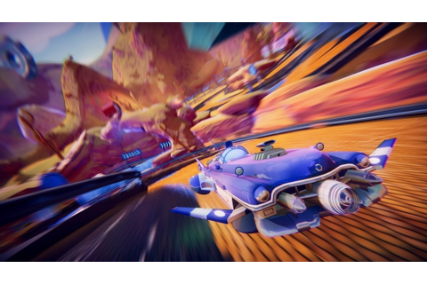 Co-op arcade racer Trailblazers announced for PS4, Xbox ...