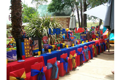 Boys Marvel Comics Hero Party | party ideas | Pinterest ...
