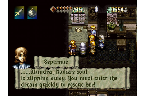 The Adventures of Alundra - GameReport