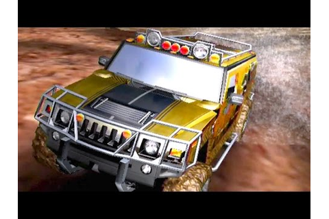 Hummer Extreme Edition (2009) ALL Courses Playthrough ...