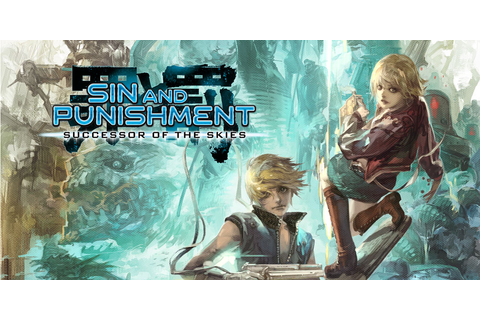 Sin and Punishment: Successor of the Skies | Wii | Games | Nintendo