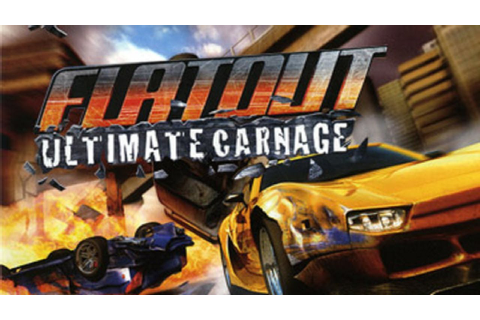 FlatOut Ultimate Carnage - Gameplay Deutsch PC - YouTube