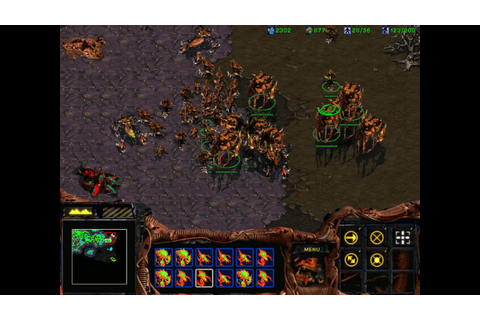 StarCraft 1: Rise of Devours Children 06 - Insurrection ...