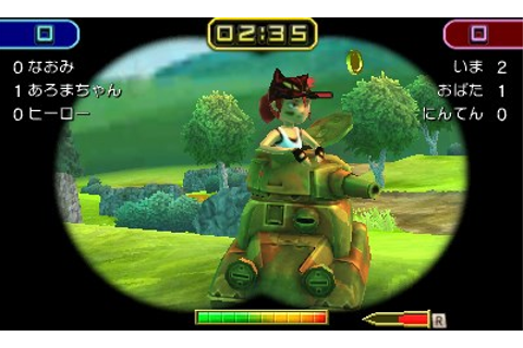 [N-Direct] Tank Troopers announced for the 3DS eShop ...