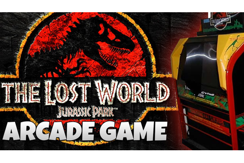 The Lost World: Jurassic Park Arcade Game | FULL ...