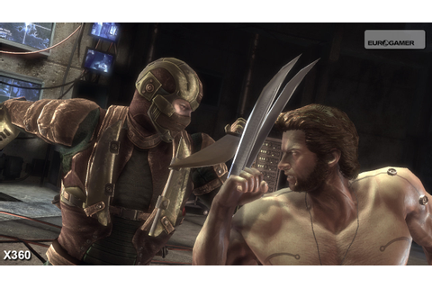 X Men Origins Wolverine Game Wallpaper - WallpaperSafari