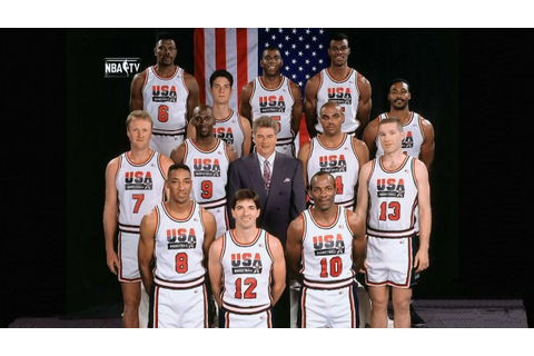 NBA 2K17 To Include The 1992 USA Dream Team As A Pre-order ...