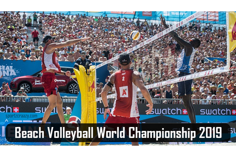 Beach Volleyball World Championships (Men/Women) 2019