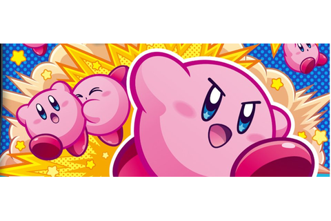 Kirby Mass Attack (DS) News, Reviews, Trailer & Screenshots