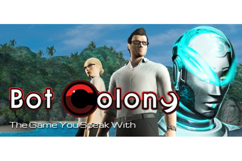 Buy Bot Colony Steam CD Key, games for PC - Raccoon Games