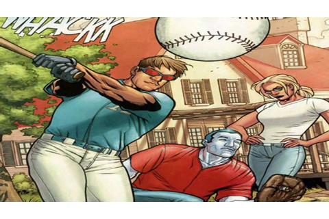 X-Men Baseball Games Tribute - Centerfield - YouTube