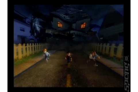 Screens: Monster House - PS2 (28 of 36)