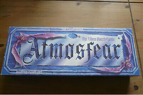 Atmosfear Gate Keeper Master Game Set Video Board Game ...