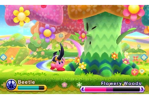 Review: Kirby: Triple Deluxe - Right Back at Ya