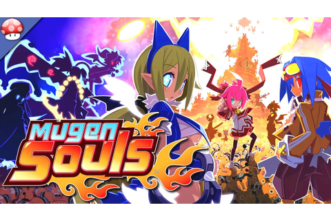 Mugen Souls Gameplay PC HD [60FPS/1080p] - YouTube