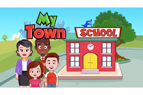 My Town : School (My Town Games LTD) - Best App For Kids ...
