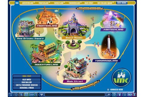 Virtual Magic Kingdom | The KingdomKeepers Wiki | FANDOM ...