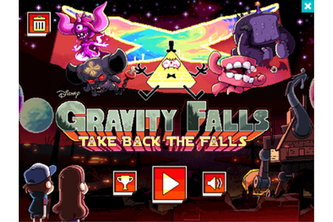 Take Back The Falls (game) | Gravity Falls Wiki | FANDOM ...