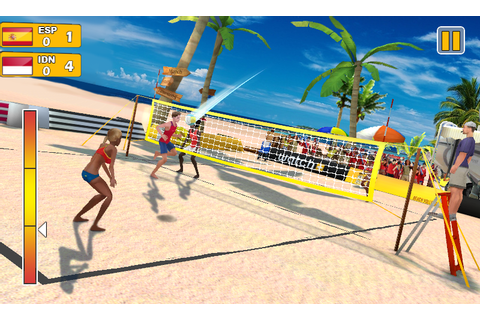 Beach Volleyball 3D - Android Apps on Google Play