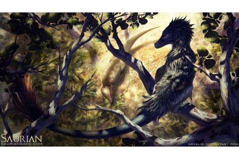 Saurian-The Observer by arvalis on DeviantArt