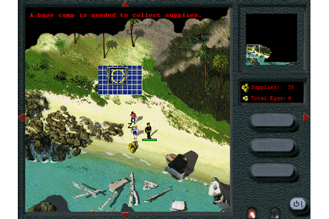 The Collection Chamber: CHAOS ISLAND: THE LOST WORLD ...