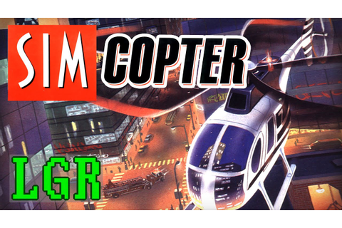 LGR - SimCopter - PC Game Review - YouTube