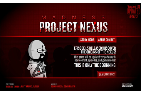 Madness: Project Nexus Hacked (Cheats) - Hacked Free Games