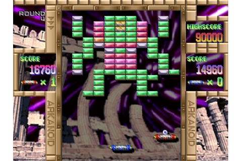 ARKANOID RETURNS - (NTSC-J)